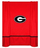 The University Of Georgia Shower Curtain Dorm Decorations