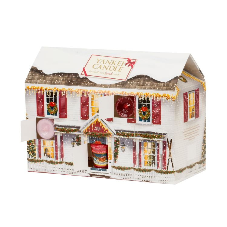 Advent House 2014 Gifts Yankee Candle Yankee Candle