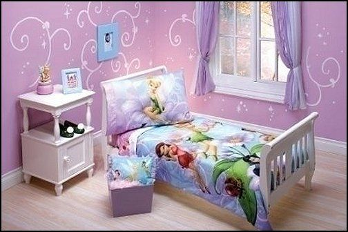 Really Great Bedroom Decorating Ideas For A Tinkerbell Room