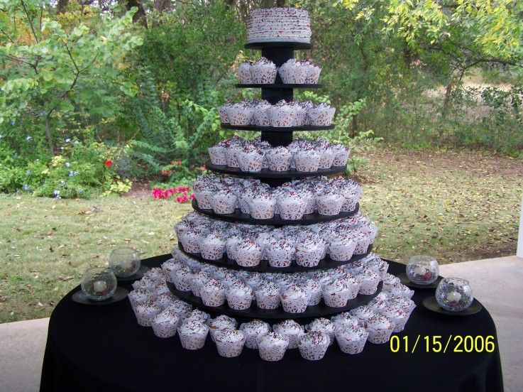 Cupcake Stands For Weddings Wedding Tower