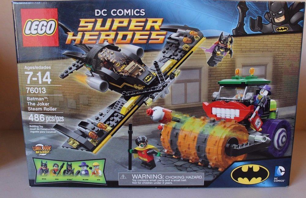 Details about Lego DC Comics Super Heroes Batman The Joker