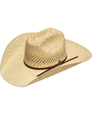 4f8b85b7ce2 Ariat Natural Twisted Weave Hat