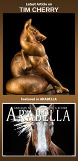 Arabella Magazine Featuring Tim Cherry Canadian Art Magazine Magazine Design