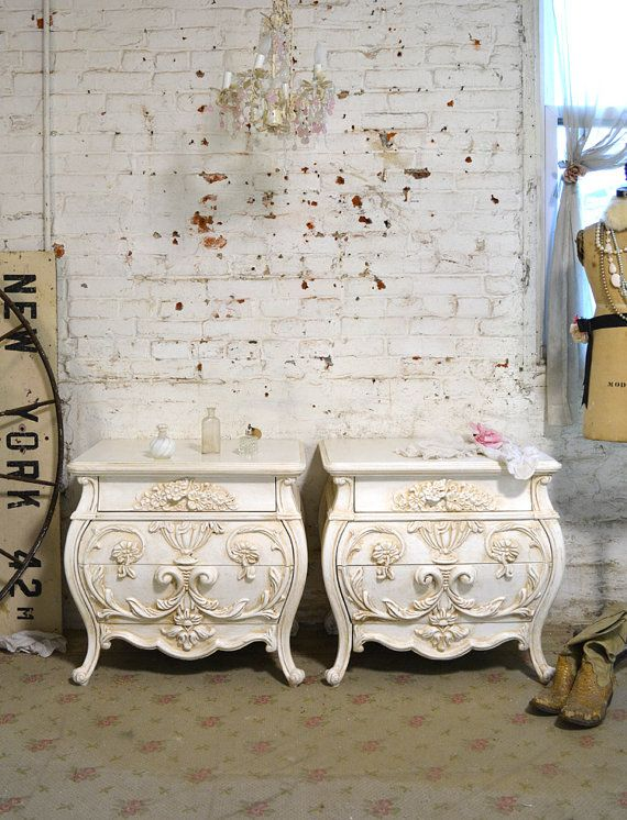 Painted Cottage Chic Shabby of Romantic French by paintedcottages