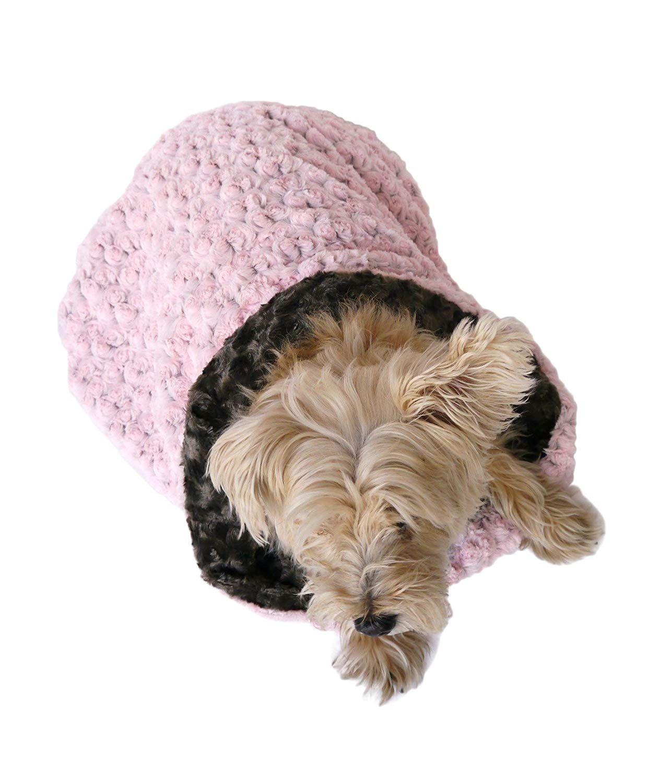 Cozy Sak Plush, Pink/Grey Two Toned Rosebud ** Visit the