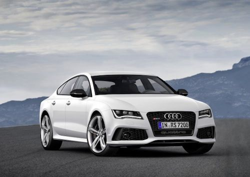 Fast Car Fresh | The 2014 Audi RS7 | Video | Things I like ...