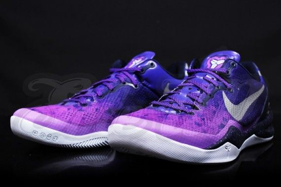 511595cb73e7 Nike Kobe 8 - Purple Gradient - White - Black - SneakerNews.com ...