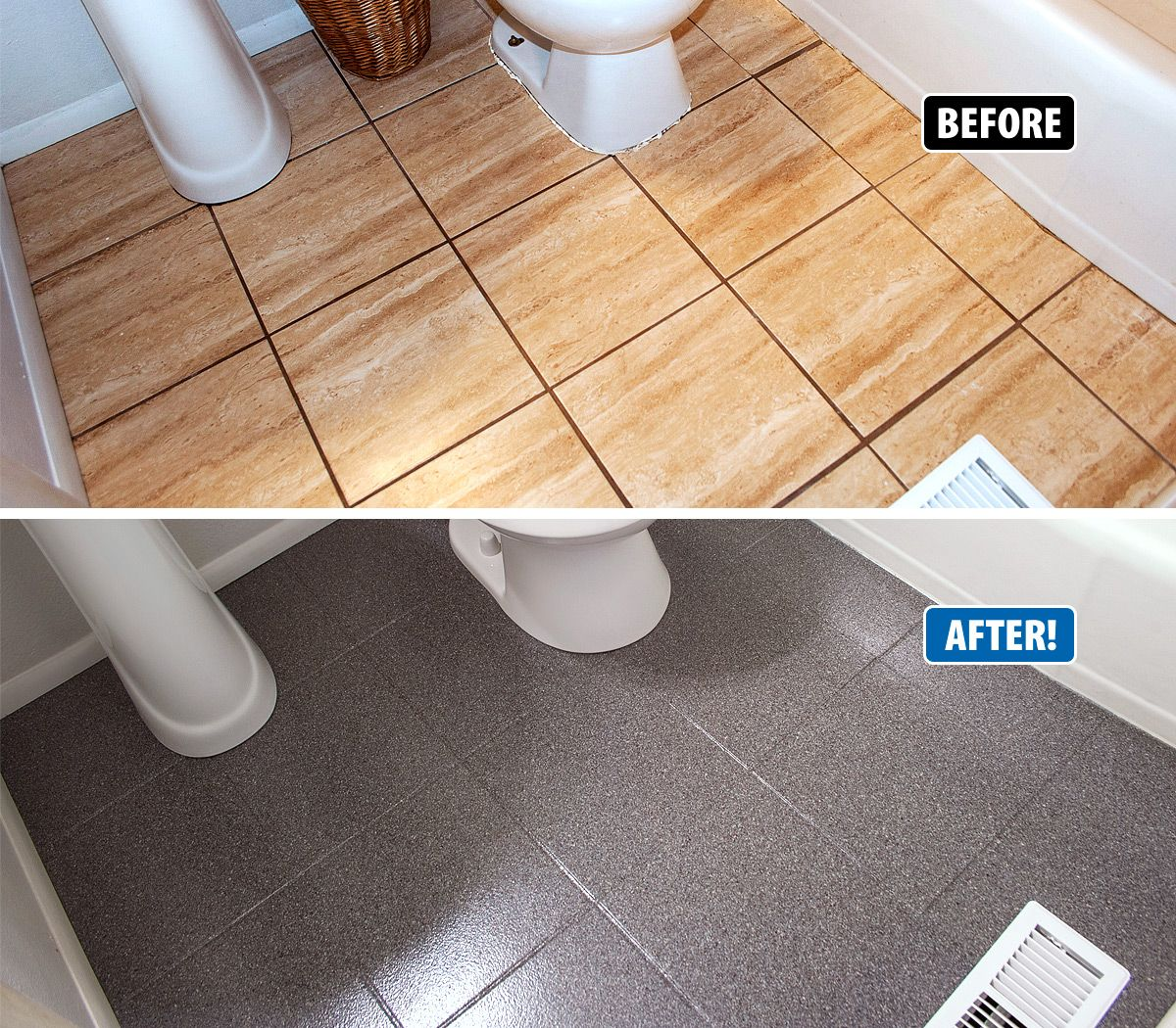 Damaged Or Dated Tile Can Be Refinished Instead Of Replaced It S