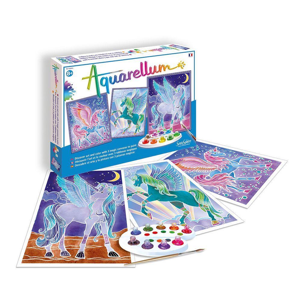 Distrifun Sento Loisirs Creatifs Aquarellum Jr Parc Jeux