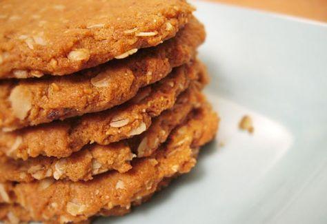 ropogós diétás keksz recept