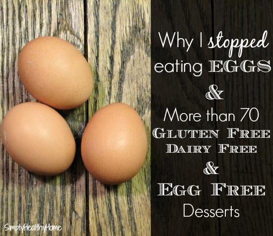 More than 70 Gluten/Dairy/Egg Free Desserts