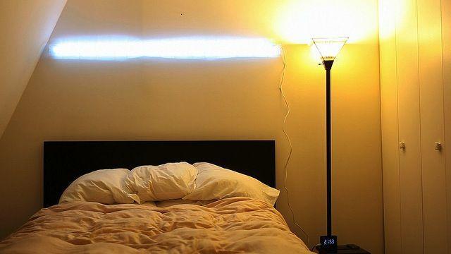 Build Your Own Sunrise Alarm Clock For A Peaceful Morning Wake Up Call Sunrise Alarm Clock Light Alarm Clock Alarm Clock