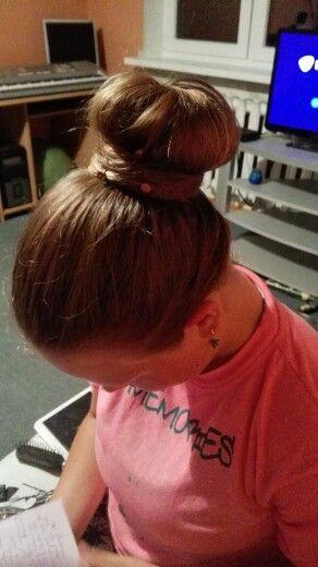Hair Bun ❤