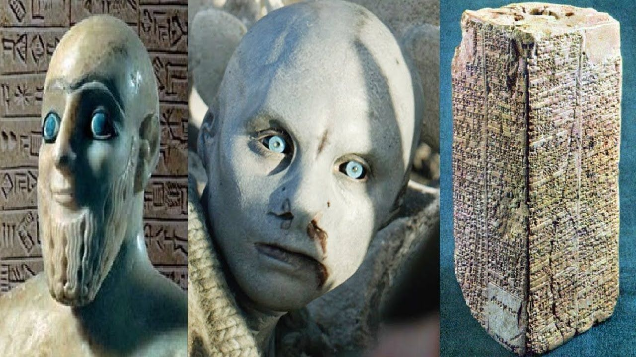 SUMERIAN ANUNNAKI ARCHAEOLOGICAL DISCOVERIES, ARTIFACTS, AND