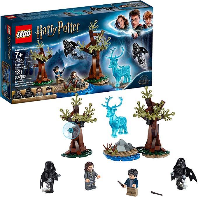 Lego Harry Potter And The Prisoner Of Azkaban Expecto Patronum 75945 Buildin Harry Potter Lego Sets Harry Potter Expecto Patronum Lego Harry Potter