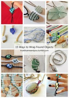 """Photo of True Blue Me & You: DIYs for creative people • With """"DIY jewelry"""" …"""