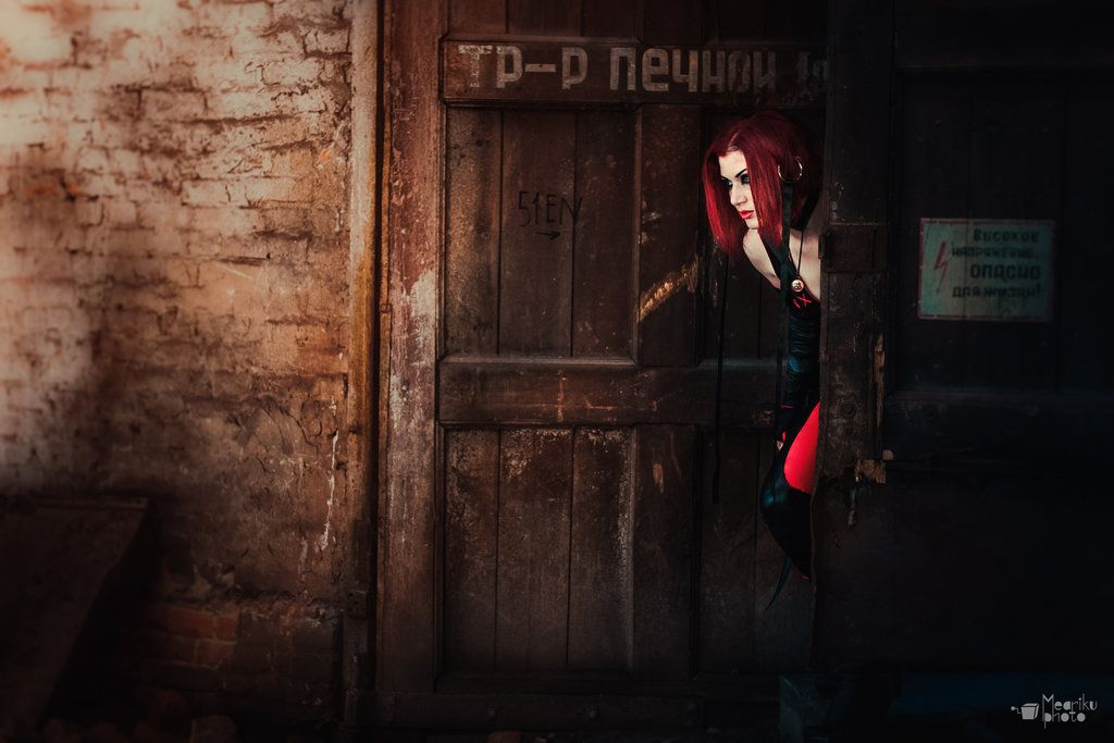 Pin On Video Game Cosplay Bloodrayne