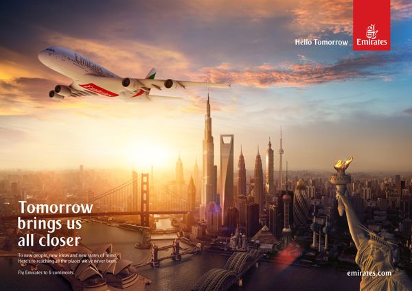 fly emirates marketing September 26, 2013 emirates airline's sponsorship highlights the world of sports  the dubai airline's global marketing campaign is helping.
