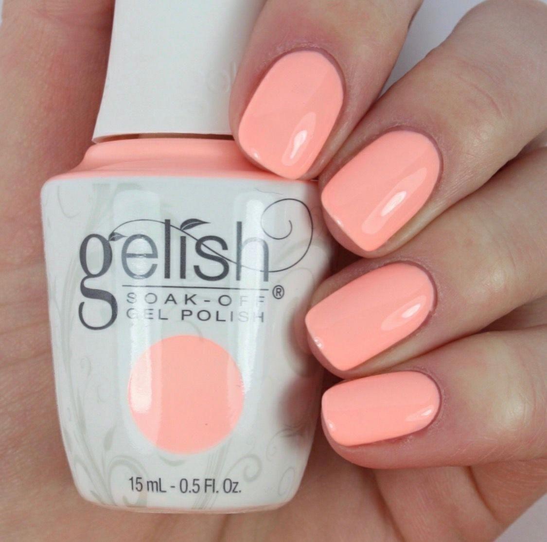 Nail Color Ideas Summer Easysummernails No Chip Nails Gellish Nails Gel Nail Colors
