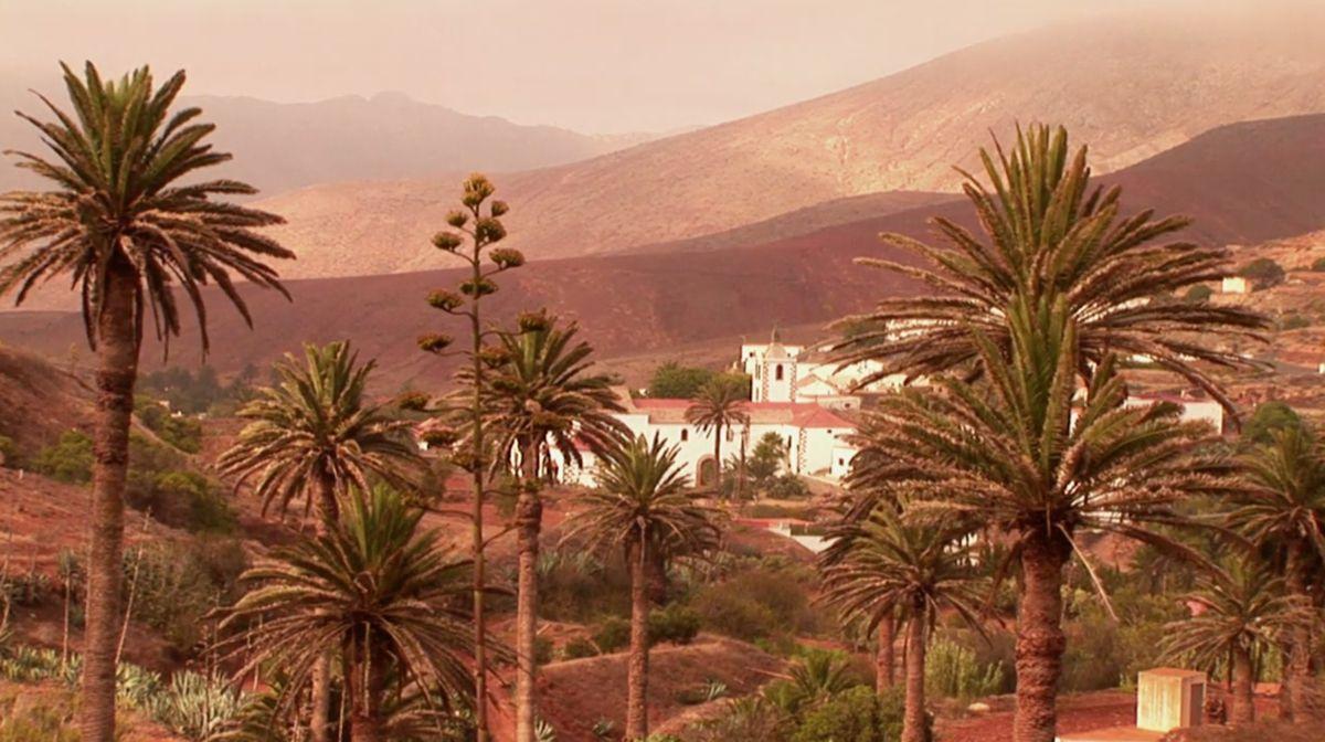 Casa de la Naturaleza von Reiner Joos auf Fuerteventura