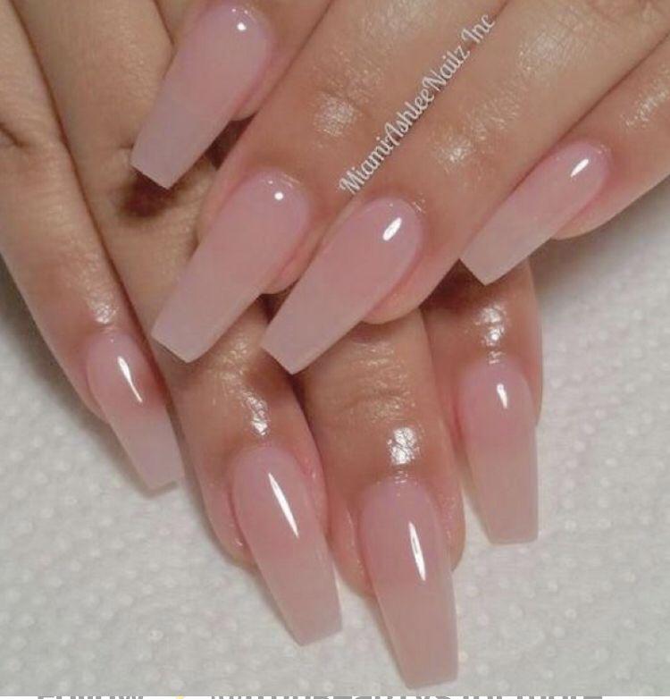 Pin B E L L E In 2020 Best Acrylic Nails Pretty Acrylic Nails Pink Acrylic Nails