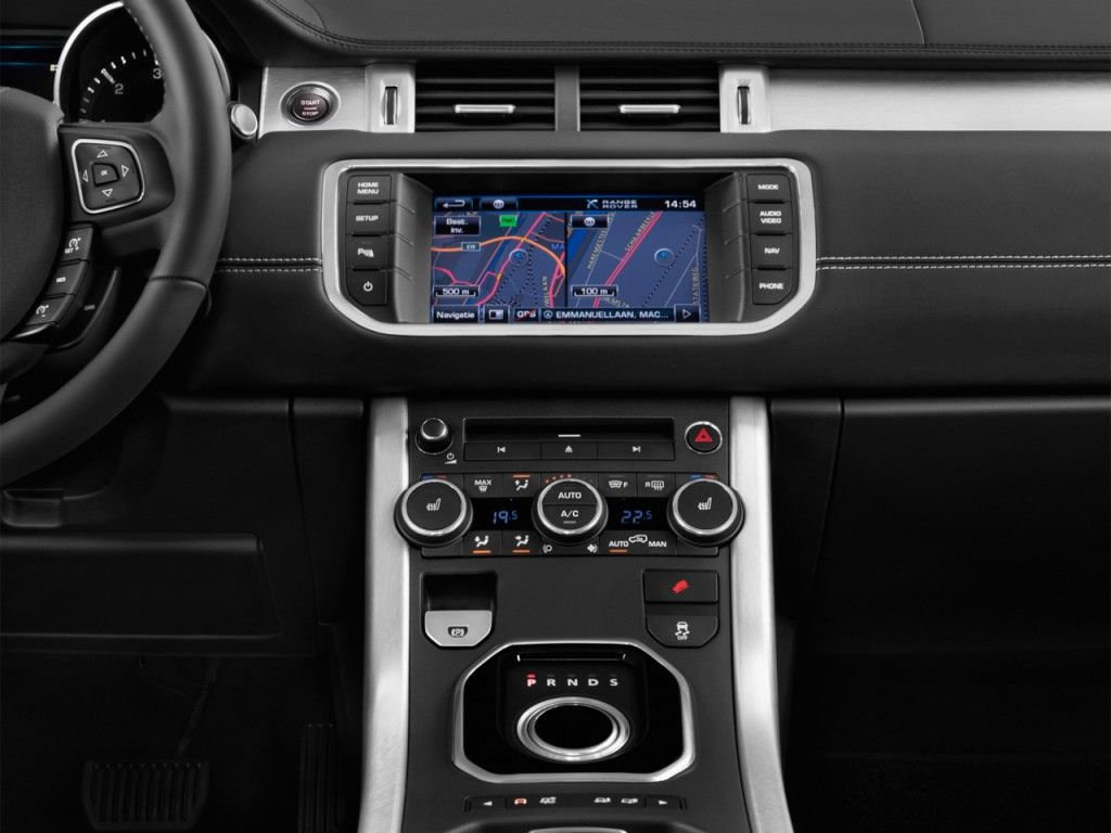 2013 Land Rover Range Rover Evoque 2 Door Coupe Pure Plus