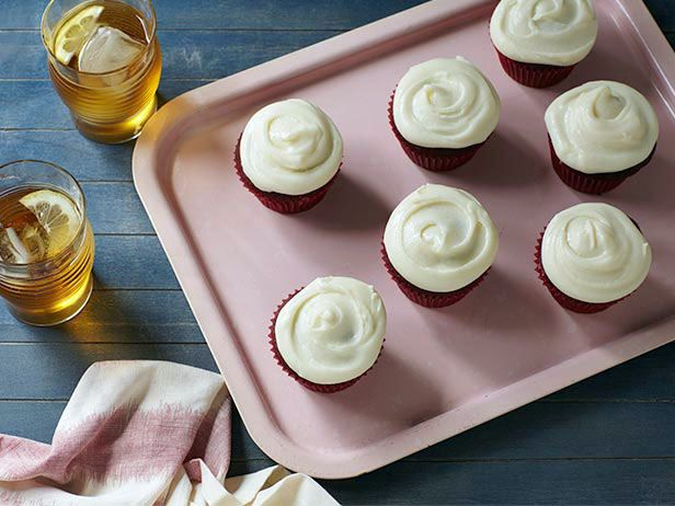 Pumpkin Cupcakes Ina Garten red velvet cupcakes | recipe | ina garten, red velvet and garten