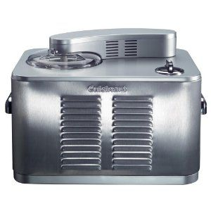 Ice Cream Maker. This one has great reviews and would be a dream come true. :)