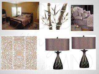 Zen Master Bedroom Idea Board Design With Your Dime In Mind - Design on a dime bedroom ideas