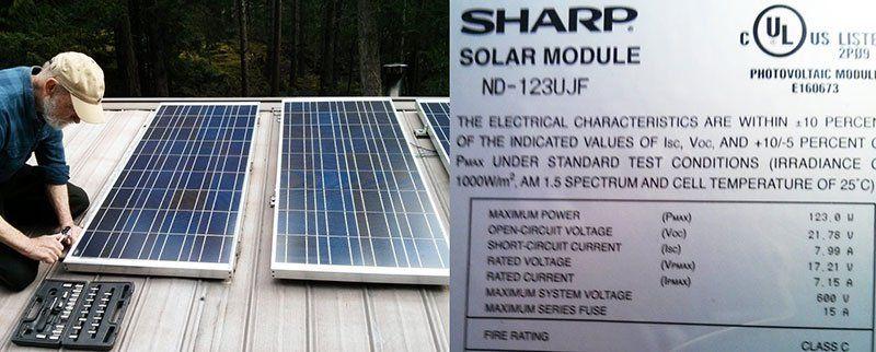 Our Simple Diy Home Solar Power System Solar Solar Energy System Solar Power House