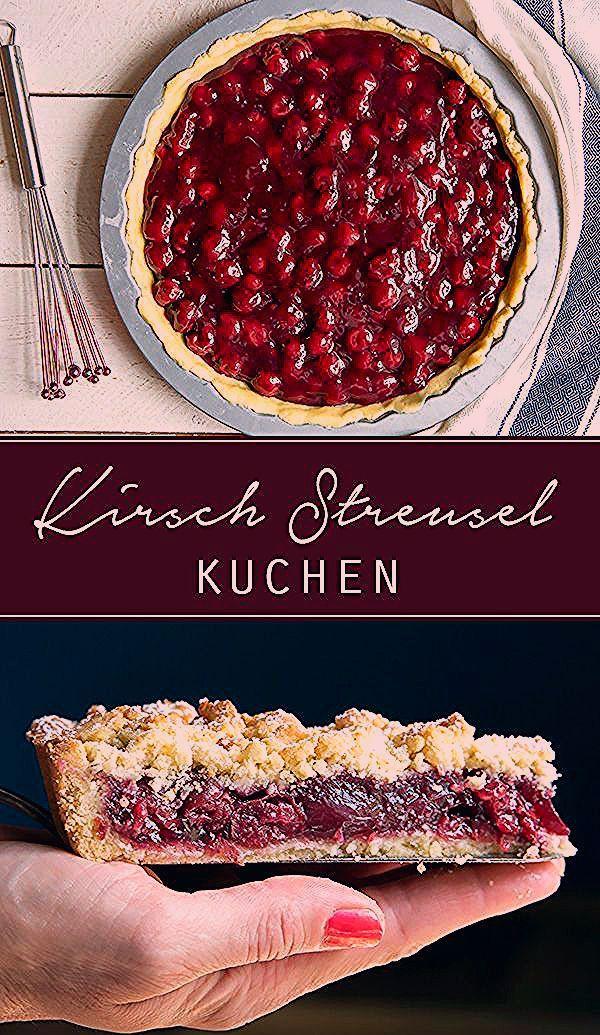 Photo of Kirsch-Streusel-Kuchen – Madame Cuisine