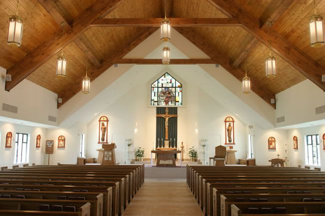 Church Arched Cathedral Tongue And Groove Ceiling Google