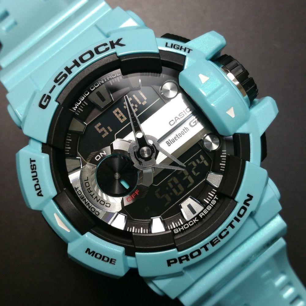 04e29f4ff0ec Details about Casio G-Shock G'MIX Bluetooth Smart Men's Watch GBA ...