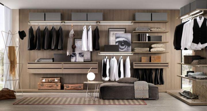 Cabina Armadio Walk In Closets : Cabina armadio moderna zalf picà olmo cortex gardening