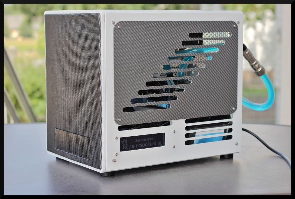 Liquid Cooling Case Gallery - Page 228