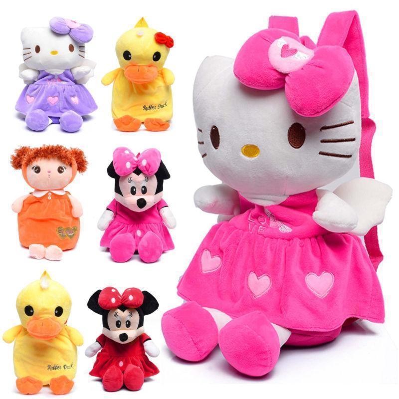 9d831764fbc5  11.42 - Baby Toddler Kids Child Mini Cartoon Animal Backpack Schoolbag  Shoulder Bag Bag  ebay