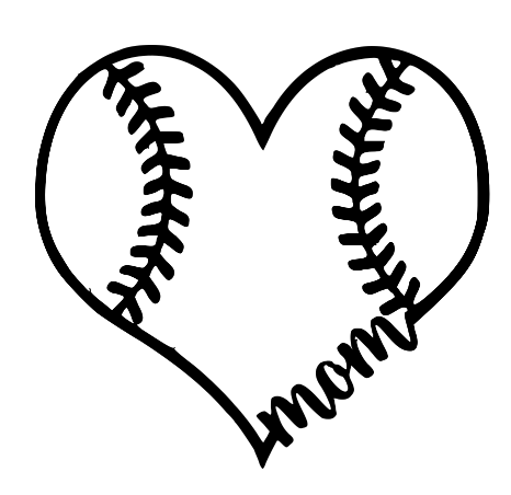 Download I Love You To The Centerfield Fence And Back Svg - Layered ...