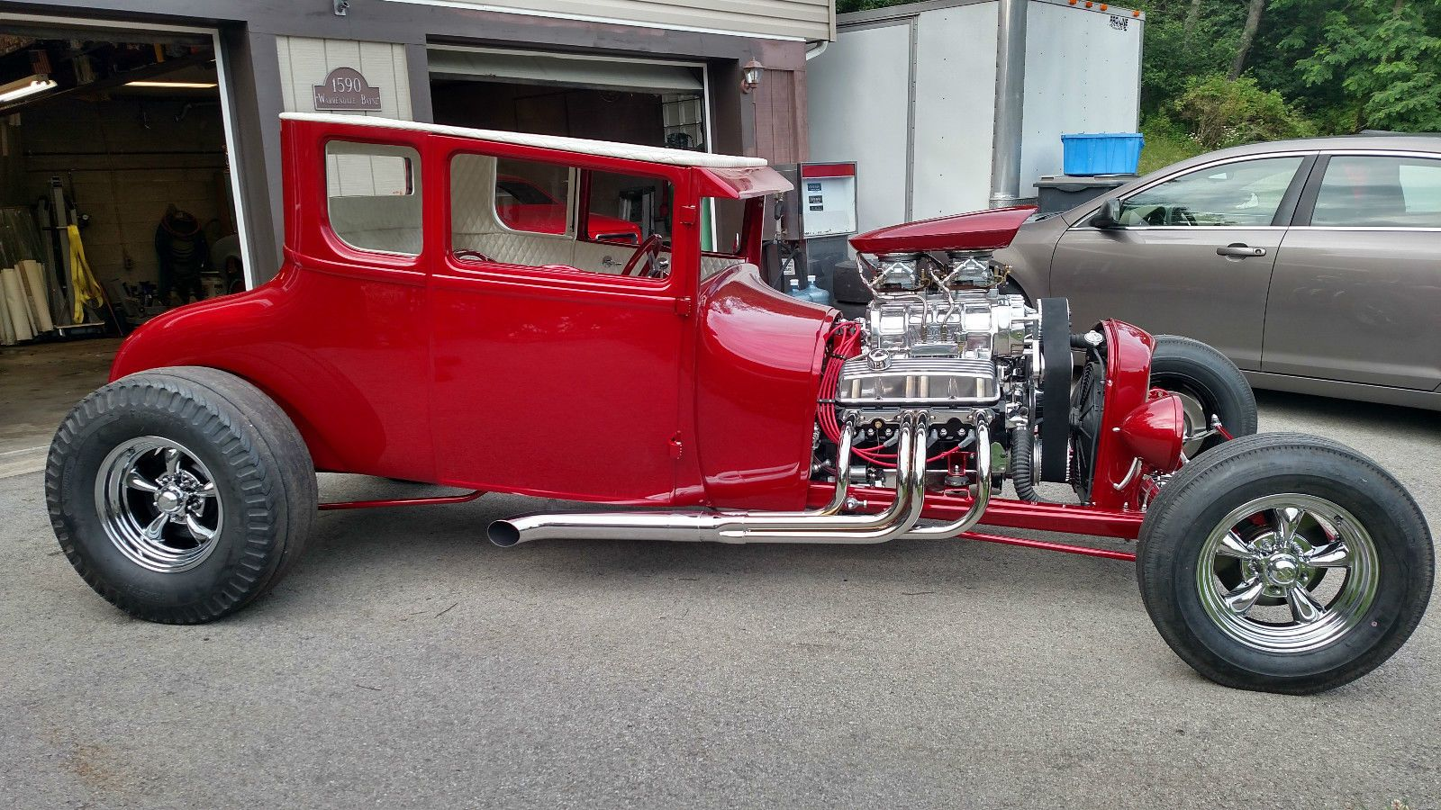 1927 Ford Model T Coupe Hot Rod | Hot rods for sale | Pinterest ...
