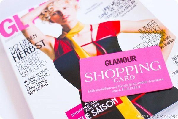 Glamour Shopping Card