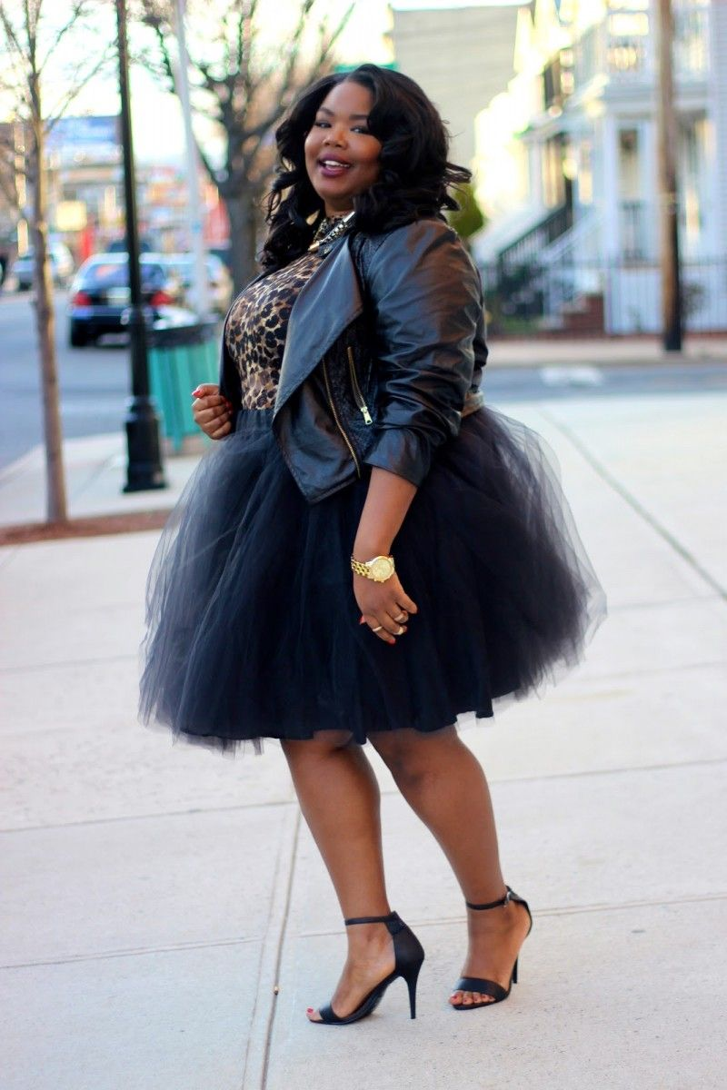 Fashion Blogger Spotlight Chante of Everything Curvy and
