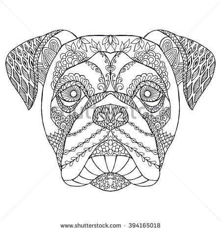 Zentangle Stock Photos, Images, & Pictures | Shutterstock ...
