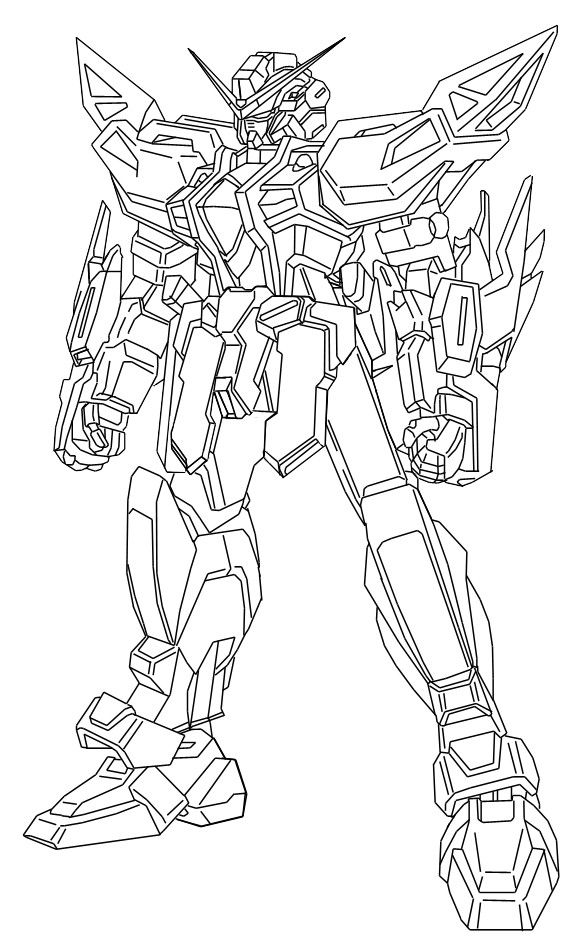 Image Result For Gundam Coloring Pages Gundam Gundam