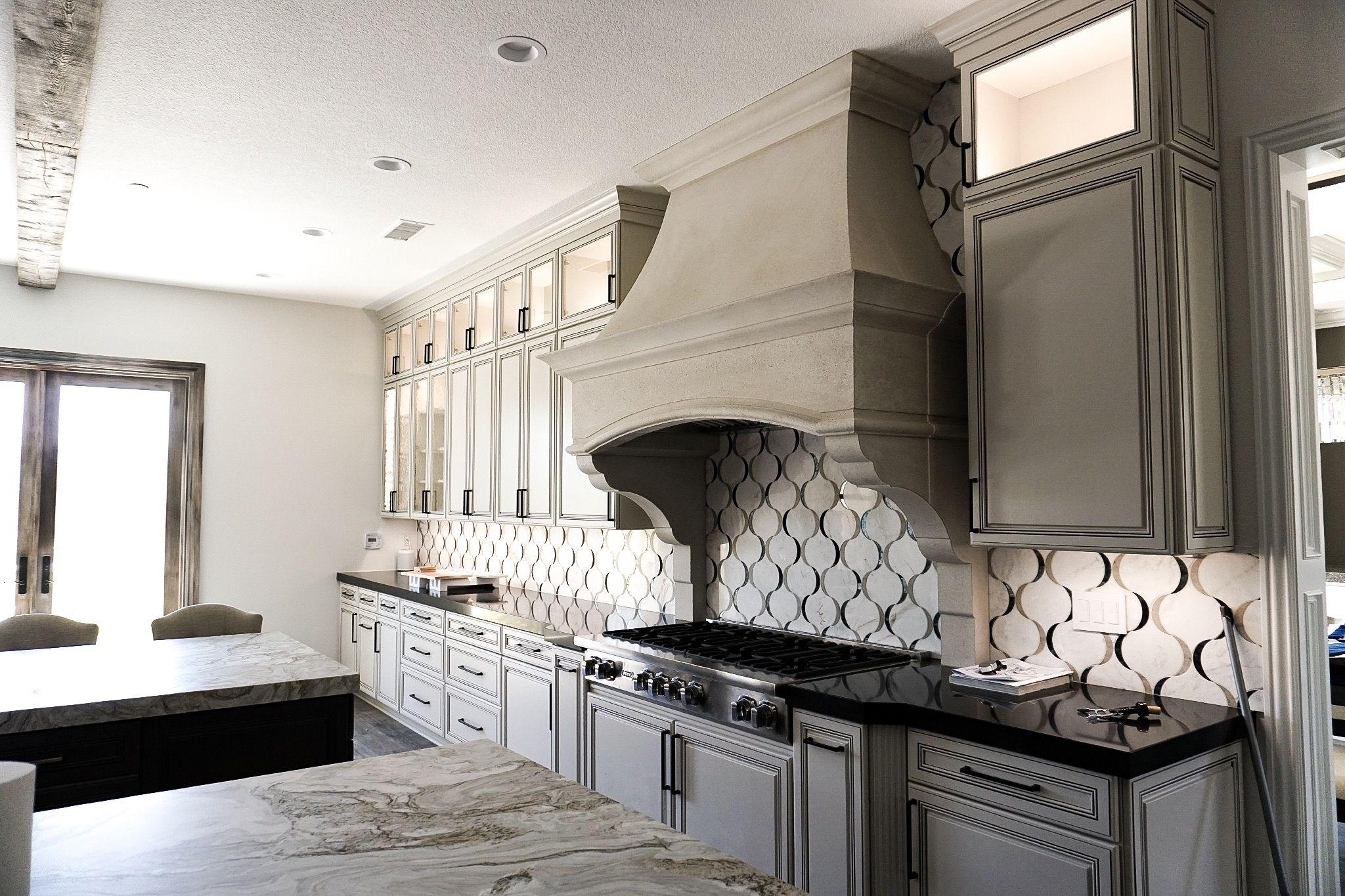 Stunning Kitchen Design- Kitchen Ideas- Kitchen Backsplash- Kitchen Islands- Custom