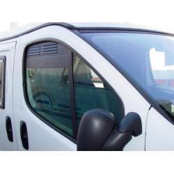 Photo of Ventilation grille for cab door Renault Trafic Opel Vivaro Nissan Primastar from 2014Campingshop-24.d