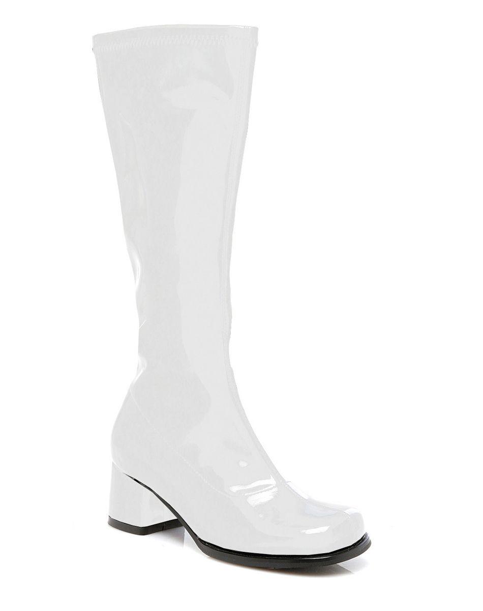 Girls White GoGo Boots – Spirit Halloween | Fashion | Pinterest ...