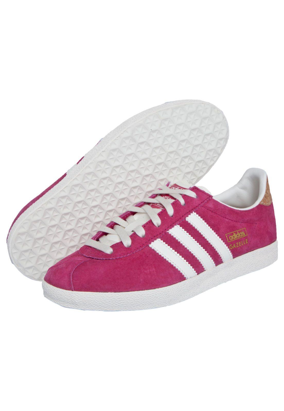 adidas gazelle og rosa