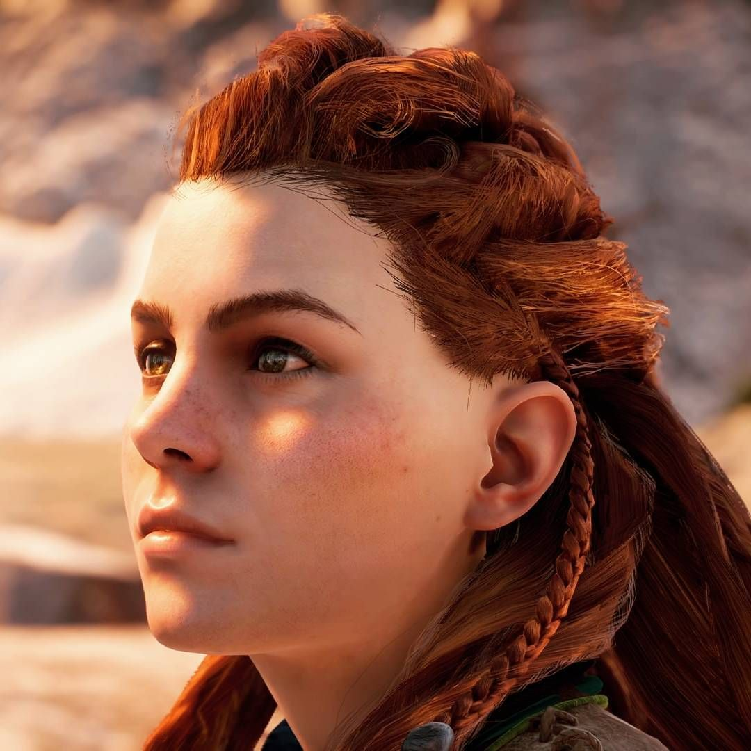 Young Nora Hzd Horizonzerodawn Aloy Beautiful Guerrilagames Ps4 Playstation4 Horizonte