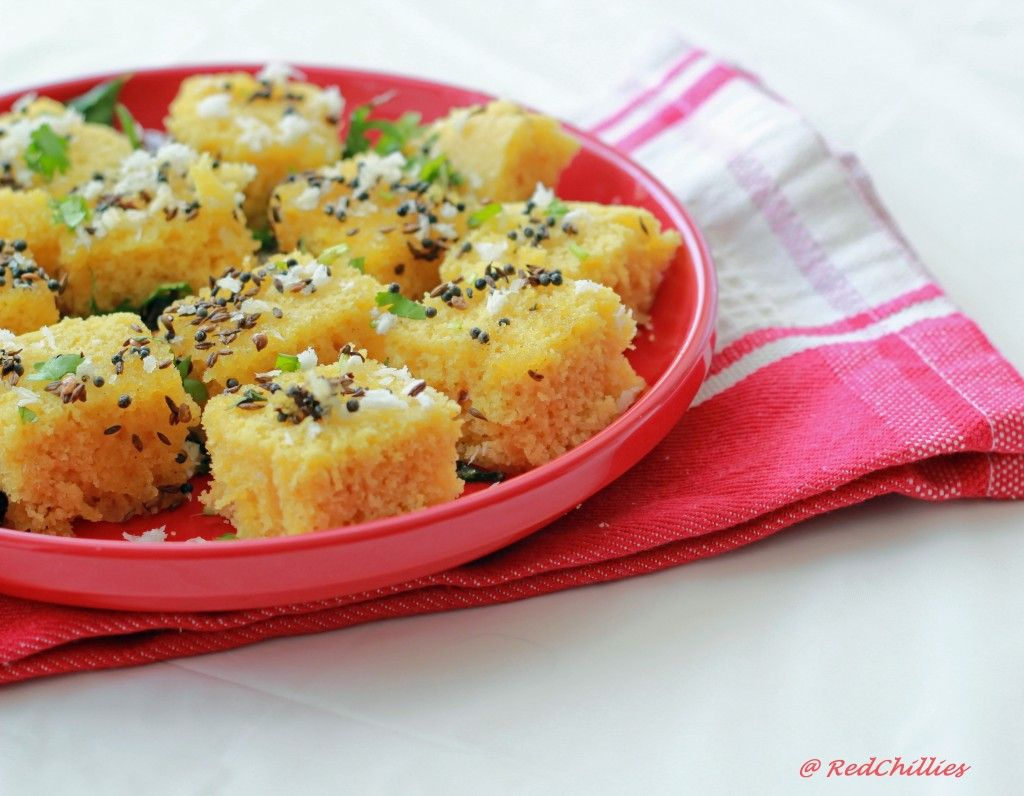 Instant besan dhokla khaman dhokla recipe indian recipes dhokla steamed savory snack spiced indian way find this pin and more on indian recipes forumfinder Choice Image