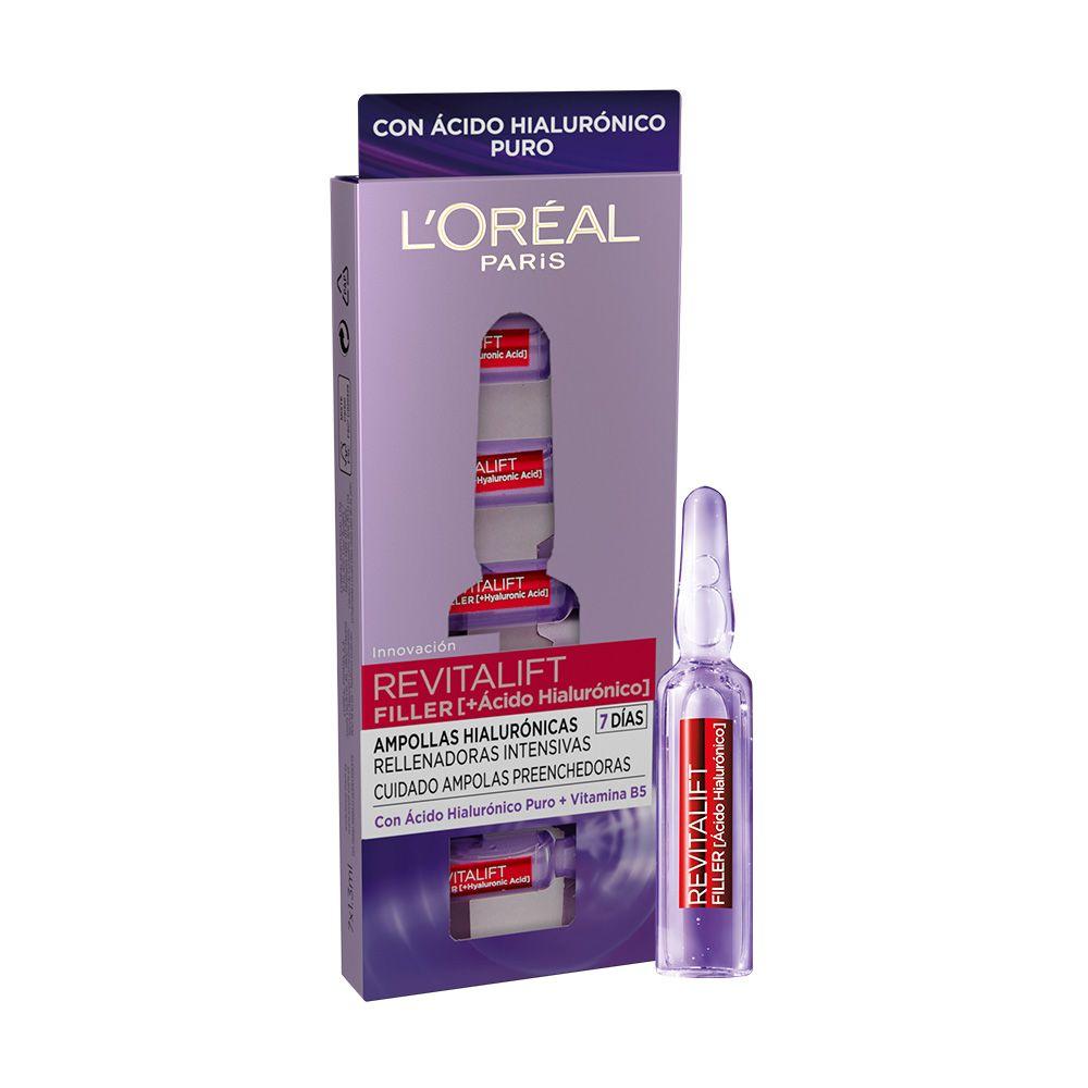 Ampollas Hialurónicas Rellenadoras Intensivas L Oréal Paris Club Expertas Facial Ampolleta París Dame Una Oportunidad