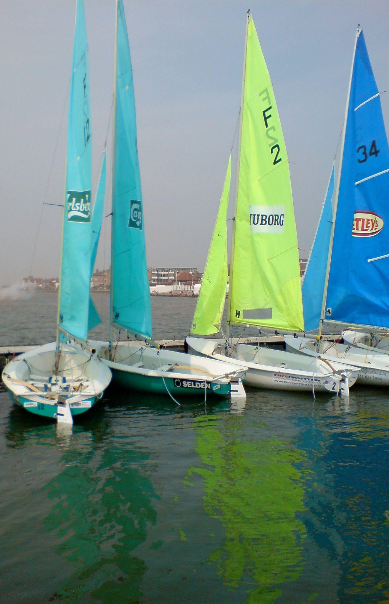 Sails...West Kirby
